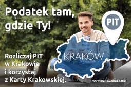 Zmień urząd skarbowy – płać podatki w Krakowie