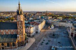 Bądź turystą w swoim mieście – zwiedzaj Kraków