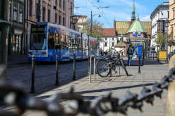 Od dziś wzmocnienia komunikacji tramwajowej