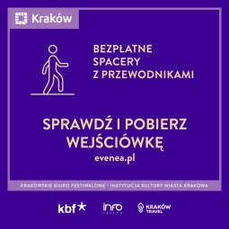 70 bezpłatnych spacerów z krakowskimi przewodnikami