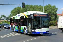 77. Tour de Pologne: komunikacja miejska