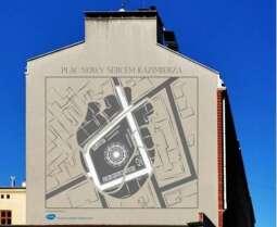 Na Kazimierzu powstaje nowy mural!