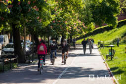 Przed nami kolejne rowerowe wycieczki po mieście