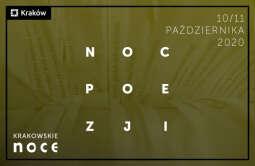 Noc Poezji 2020: Wyruszamy w poetycką podróż!