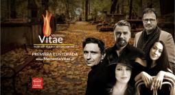 """Koncert  """"Memento Vitae"""" w radiu i telewizji"""