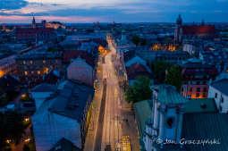 Samochody wrócą na ulicę Krakowską