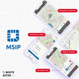 Skorzystaj z geoportalu Miejskiego Systemu Informacji Przestrzennej