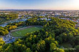 Kraków w czołówce najbardziej zielonych miast świata