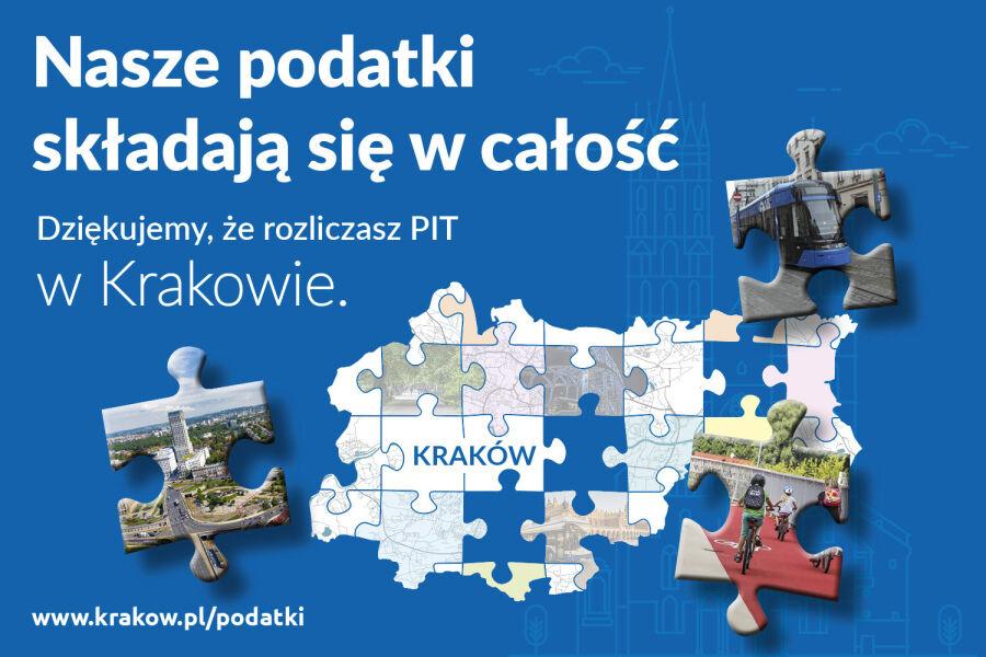 Twój PIT robi różnicę – sprawdź, dlaczego warto rozliczać go w Krakowie!