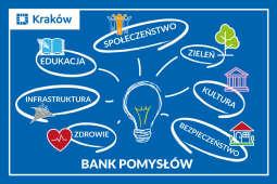 """Dodaj swój pomysł do """"Banku Pomysłów"""""""
