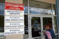 Urząd Miasta Krakowa zamknięty dla bezpośredniej obsługi