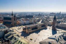 Zgłoś rekomendacje dotyczące przyszłości Krakowa