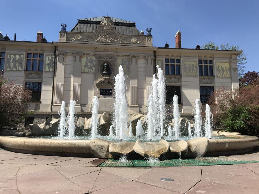 Miejskie fontanny znów będą cieszyć oko