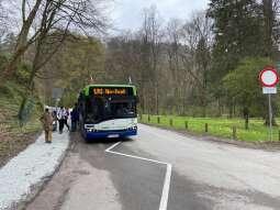 Autobusy, tramwaje, linie rekreacyjne w długi weekend
