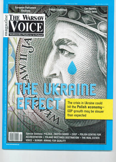 The Warsaw Voice - May 2014 No. 5 (1165)