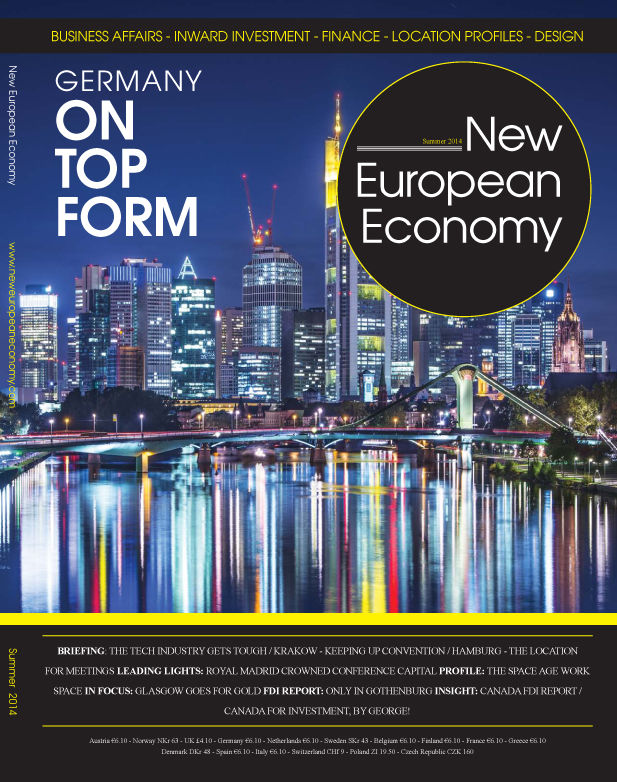 Summer 2014 New European Economy