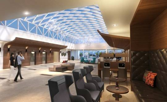 Doubletree by Hilton Krakow Hotel and Convention Center | Hampton by Hilton Krakow - Hotel Lobby