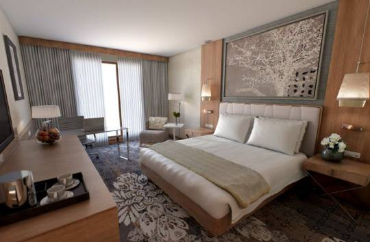 Doubletree by Hilton Krakow Hotel and Convention Center | Hampton by Hilton Krakow - Guest Room
