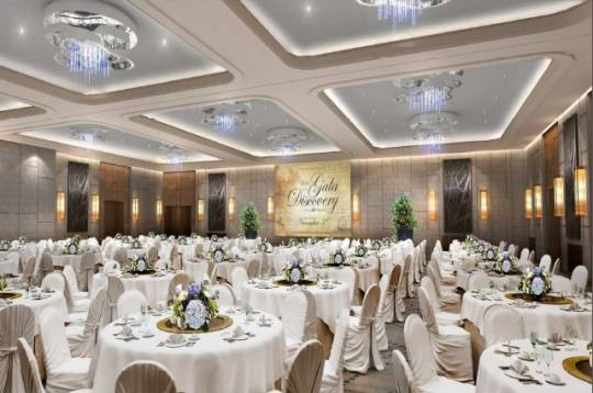 Doubletree by Hilton Krakow Hotel and Convention Center | Hampton by Hilton Krakow - Kraków Ball Room
