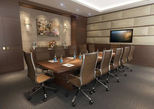 Doubletree by Hilton Krakow Hotel and Convention Center | Hampton by Hilton Krakow - Wiedeń Board Room