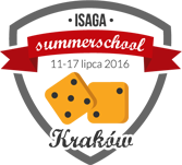 ISAGA Summer School 2016 in Krakow