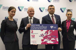 WIZZ AIR ANNOUNCES THE OPENING OF A NEW BASE IN KRAKOW