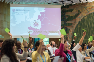 Kraków to host the Assembly of The Lutheran World Federation