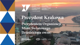 Krakow has been honoured twice by the OWHC