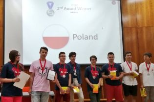 Jagiellonian University supports mathematical talents