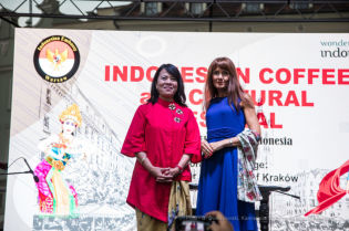 Indonesian Cultural and Coffee Festival