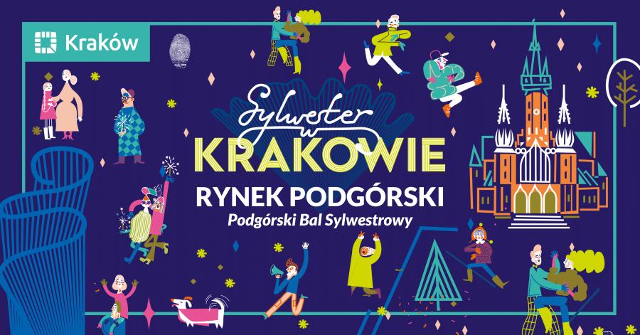 Sylwester w Krakowie 2019