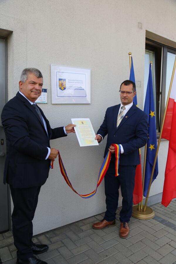 Konsulat Honorowy Rumunii