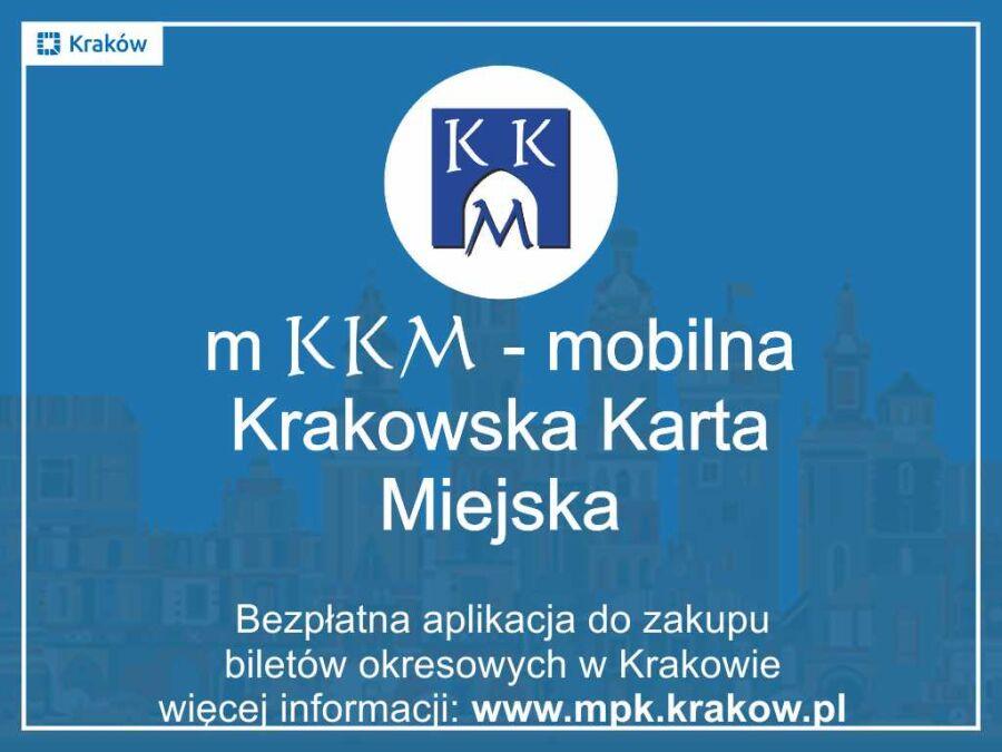 mKKM - mobilna Krakowska Karta Miejska